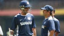 Sachin Tendulkar should retire with his bat held high: Sourav Ganguly