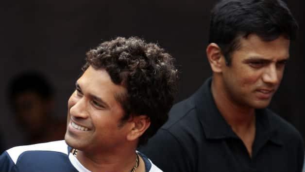 Sachin Tendulkar and Rahul Dravid: God doesn't make men like them any more
