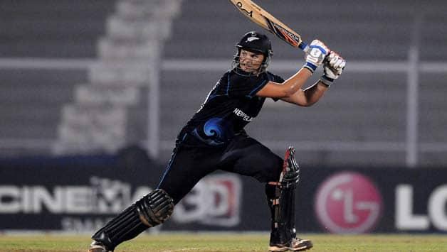 Suzie Bates's ton helps New Zealand Women trump West Indies by one run in 1st ODI