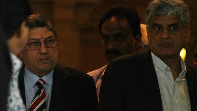 BCCI office bearers welcome Supreme Court's verdict on N Srinivasan