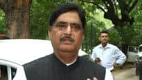 Gopinath Munde files nomination for MCA Presidential election