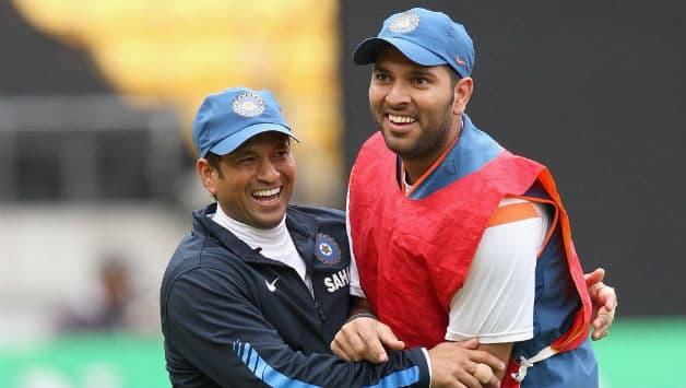 Yuvraj Singh dedicates match-winning knock against Australia to Sachin Tendulkar