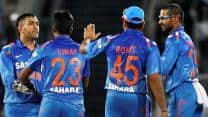 India look to defend No 1 ranking against Australia in 7-match ODI series