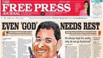 Sachin Tendulkar retirement: How the Indian media reacted to the 'cricket quake'
