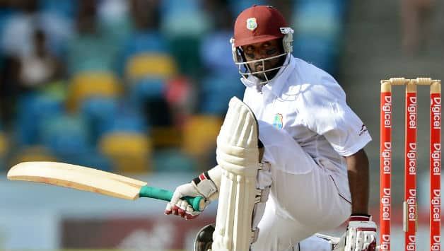 West Indies A trail India A by 97 runs at lunch on Day 4 of 3rd unofficial Test