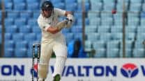 New Zealand extend lead to 186 runs against Bangladesh at lunch on Day 5 of 1st Test