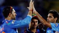 Live Cricket Score: India vs Australia, 1st ODI at Pune