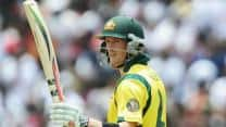 Aaron Finch, George Bailey lift Australia to 304/8 against India in 1st ODI
