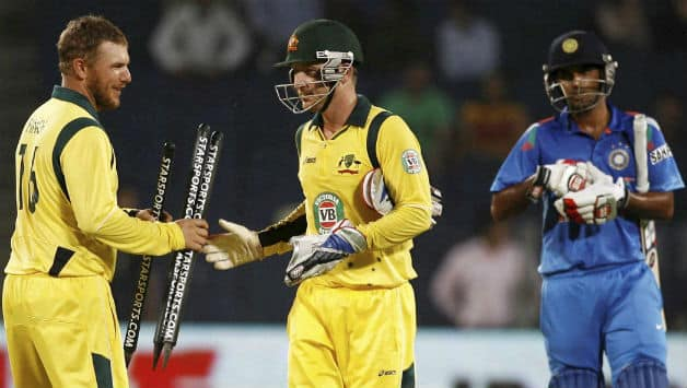 India vs Australia 2013: Best plays from 1st ODI at Pune