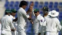 Pakistan bowl South Africa out for 249, take lunch at 77/0 on Day 2 of 1st Test