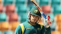 India vs Australia 2nd ODI: Aaron Finch out for 50; score 79/1 in 16 overs