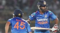 India vs Australia 2013: The 'before and after' player reactions from 2nd ODI