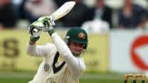 Ashes 2013-14: Phil Hughes on track to open for Australia in 1st Test