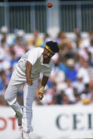 Narendra Hirwani: The man who took 16 wickets on debut and 50 more in the remaining 16 Tests