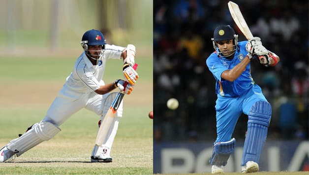 India needs the class of both Ajinkya Rahane and Rohit Sharma, keeping in mind Tests outside the sub-continent