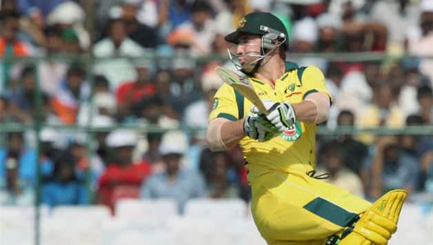 India vs Australia 2013: Phil Hughes dismissed; Score XX/1 in 13 overs