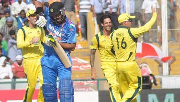 Live Cricket Score: India vs Australia, 5th ODI at Nagpur