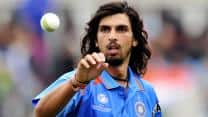 Ishant Sharma's axing from 4th ODI was conveyed to him by Sandeep Patil