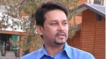Himachal Pradesh chief minister trying to take over HPCA: Anurag Thakur