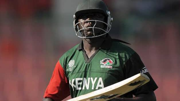 Kenya recall Steve Tikolo, Thomas Odoyo out of retirement for World T20 qualifiers