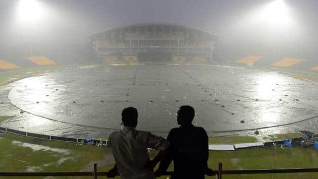 India vs Australia 5th ODI: Match likely to be abandoned as Barabati Stadium is waterlogged