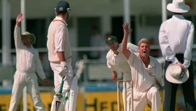 Ashes 1994-95: Shane Warne decimates England with an eight-wicket haul