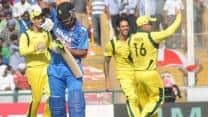 India-Australia 5th ODI called off due to rain
