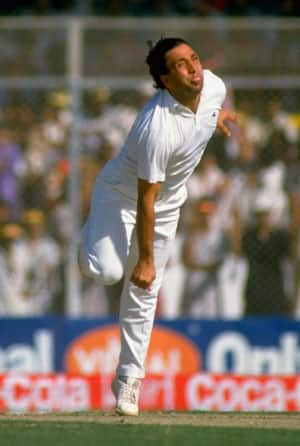 Pakistan bowl West Indies out for 53; register a famous win in 1986 Faisalabad Test