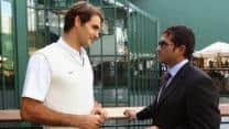 'I can relate Sachin Tendulkar to Roger Federer'