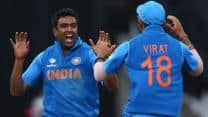 India vs Australia 6th ODI at Nagpur: Ravichandran Ashwin strikes off his first ball; Aaron Finch out for 20