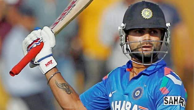 India vs Australia 2013 Live Cricket Score, 6th ODI at Nagpur: Virat Kohli on the attack