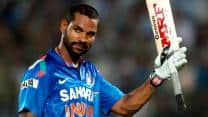 Dhawan equals Kohli as fastest Indian to reach 1,000 ODI runs