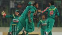 Bangladesh win toss, elect to bat against New Zealand in 2nd ODI at Dhaka