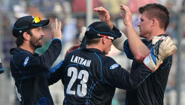 Bangladesh restricted to 247 in 2nd ODI against New Zealand