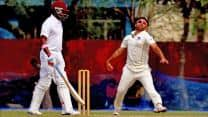 India vs West Indies 2013: Veerasammy Permaul wants to learn <em>doosra</em> from Saqlain Mushtaq