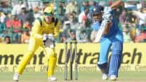 India vs Australia 7th ODI at Bangalore: Stats highlights
