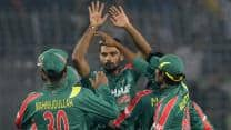 Bangladesh beat New Zealand by 4 wickets in third ODI; clinch series 3-0