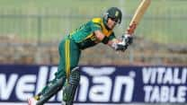 South Africa's JP Duminy enjoys challenge of playing against Pakistan in testing conditions
