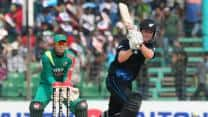 Colin Munro, Anton Devcich fire New Zealand to huge total against Bangladesh in one-off T20