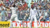 India dominate Day 1 of first Test against West Indies at Kolkata