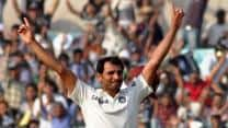 India vs West Indies 2013: Mohammed Shami's performance does not surprise me, says coach