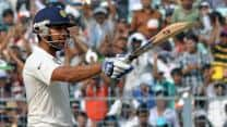 Rohit Sharma congratulated on Twitter by cricketers for century on Test debut