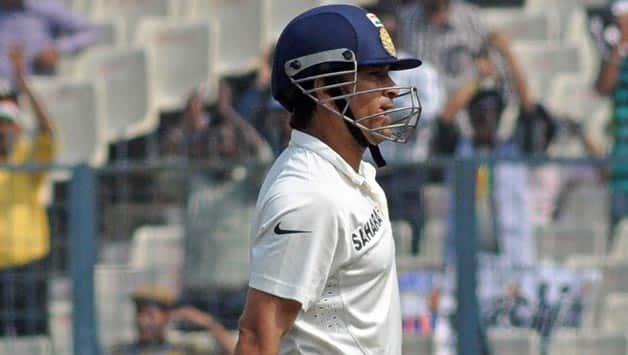 Sachin Tendulkar's dismissal due to wrong decision sparks outrage against umpire Nigel Llong