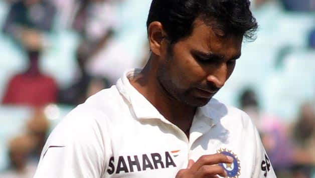 Mohammed Shami joins Ravichandran Ashwin to register second best figrues on Test cricket debut