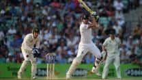 Ashes 2013-14: Kevin Pietersen taking extra care over his knee injury