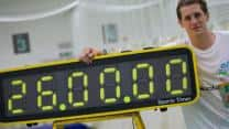 Alby Shale sets new Guinness World Record by batting for 26 hours