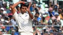 Mohammed Shami's pace and ability to reverse the ball can swing India's fortunes in fast bowling