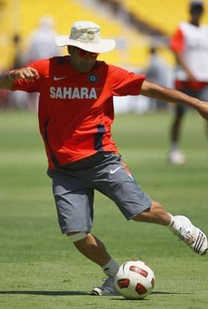 Sachin Tendulkar was nicknamed 'Diego'