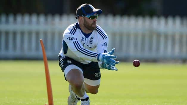 Ashes 2013-14: Matt Prior ruled out of final warm-up game against Australia Invitational XI