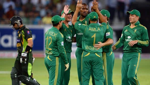 Live Cricket Score: Pakistan vs South Africa, 1st T20 at Johannesburg